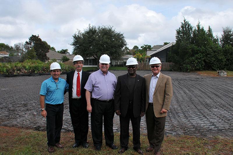 Risen Savior Church AC Development Group