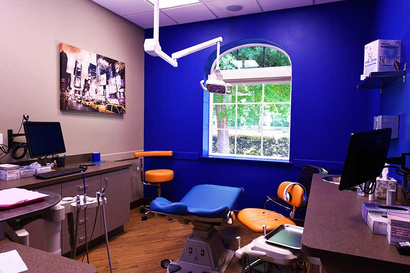 Pediatric Dental Office AC Development Group