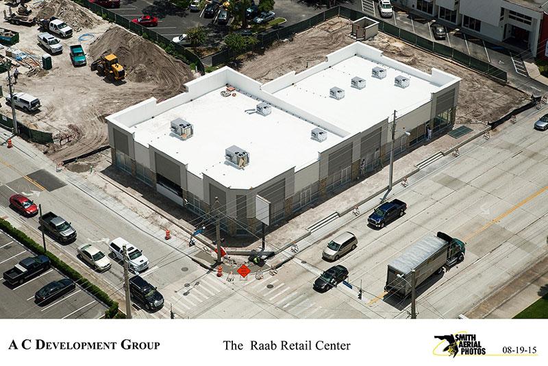 Raab Retail Center AC Development Group
