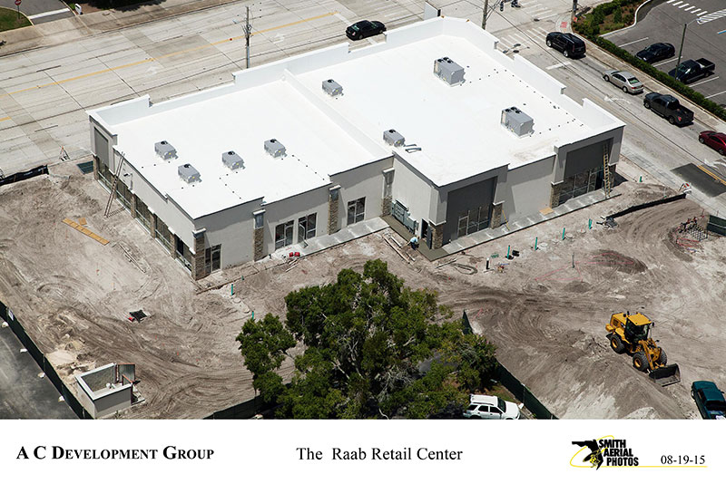 Raab Retail Center AC Development Group