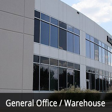 General Office / Warehouse