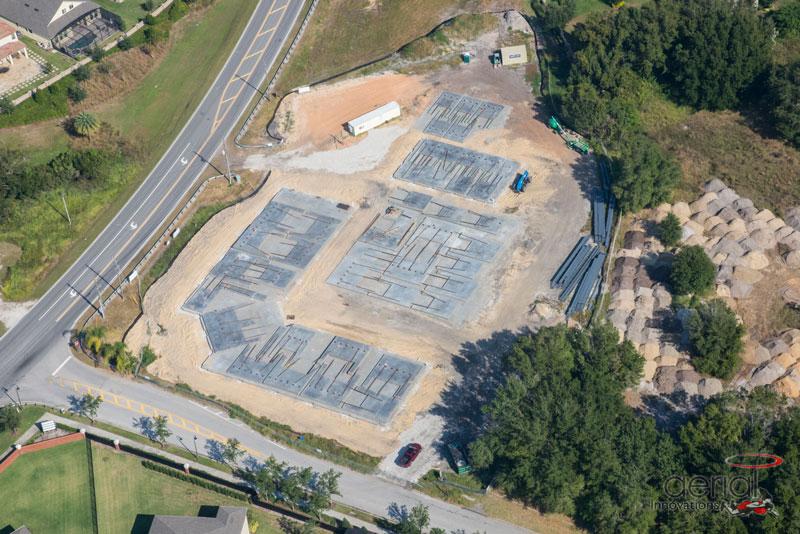 lakeside neighborhood retail center progress